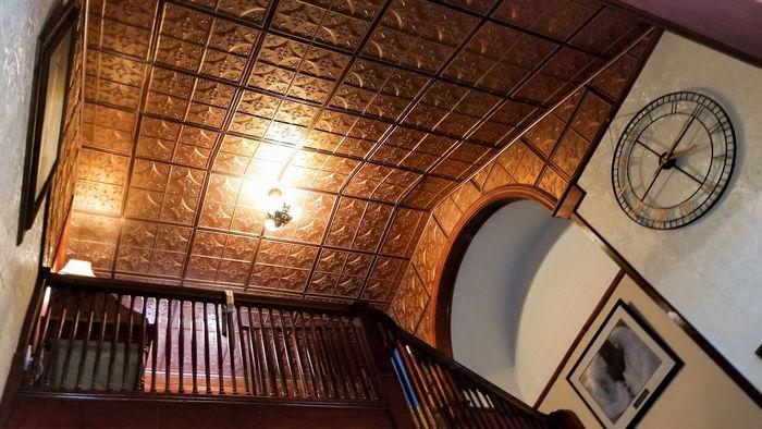 Designer Installed Ceiling Grid Strips