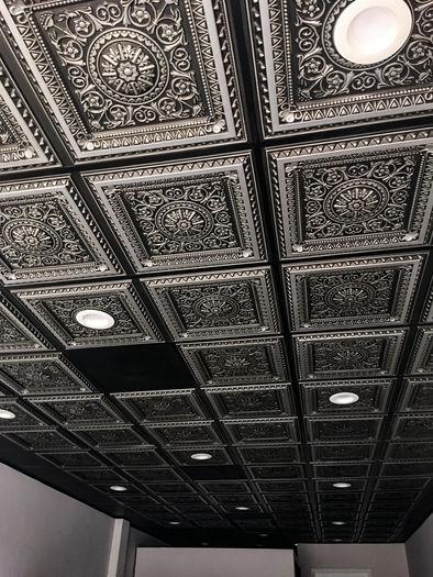 Milan 2x2 Antique Ceiling Tile