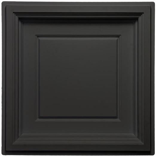 Madison Black Ceiling Tile