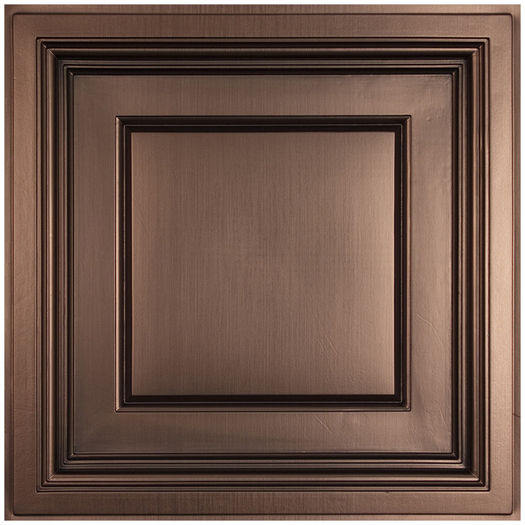 Madison Bronze Ceiling Tile