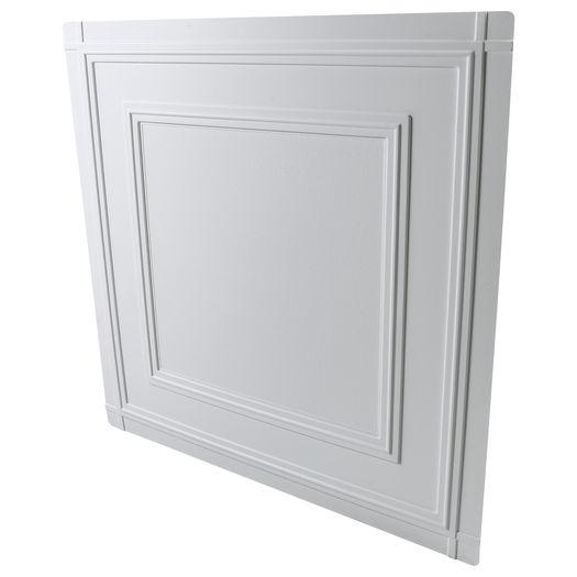 Manchester White Ceiling Tile