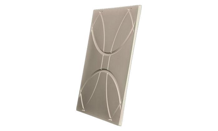 Orb Latte 2x2 Ceiling Tile