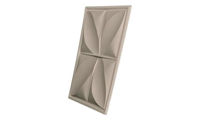 Petal 2x2 Ceiling Tile - Latte