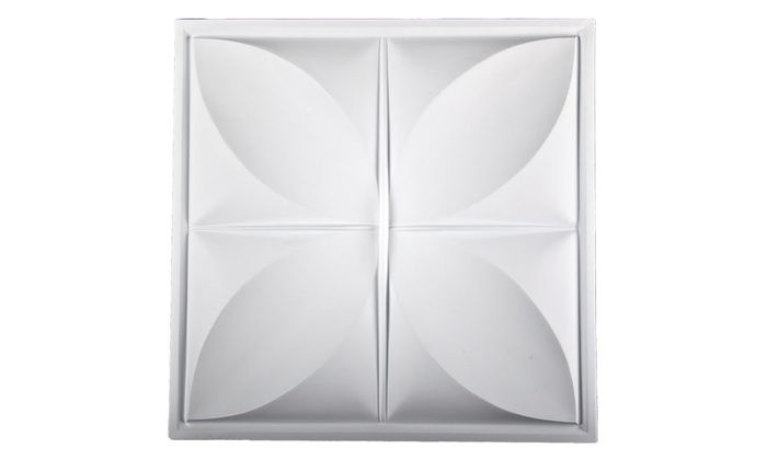 Petal Translucent Ceiling Tile