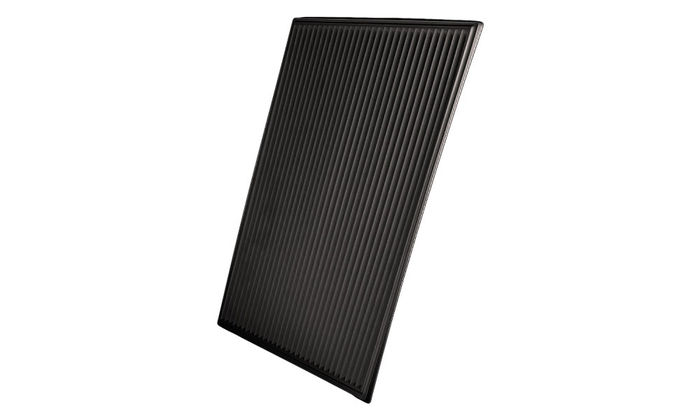 Polyline 2x2 Black Ceiling Tile