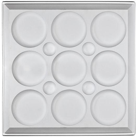Roman Circle 2x2 Ceiling Tile