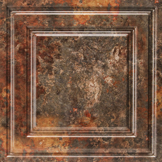 2x2 Simply Rustic Ceiling Tile