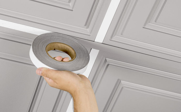 Stone Ceiling Grid Tape