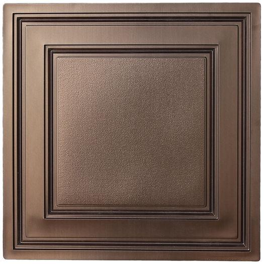 Stratford Bronze Ceiling Tile