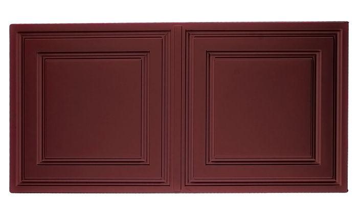 merlot vinyl tiles