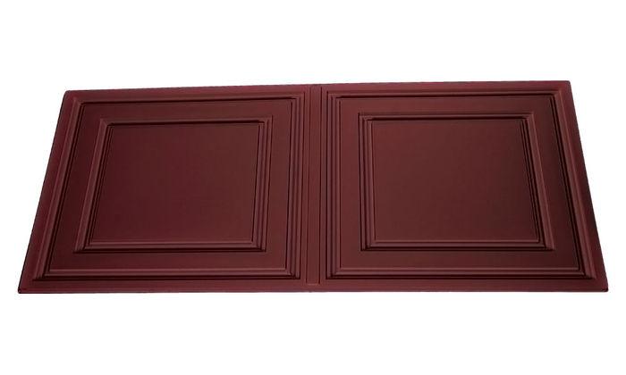 dark 2x4 ceiling tiles