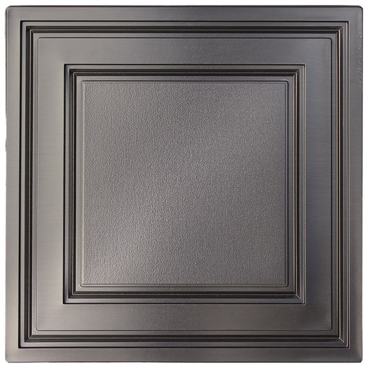 Stratford vinyl ceiling tiles faux pewter antique ceiling faux pewter stratford ceiling tile dailygadgetfo Gallery