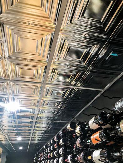 Tin Restaurant Ceiling Tiles