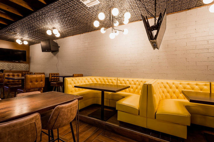 Verona used as a Restaurant Ceiling Tile