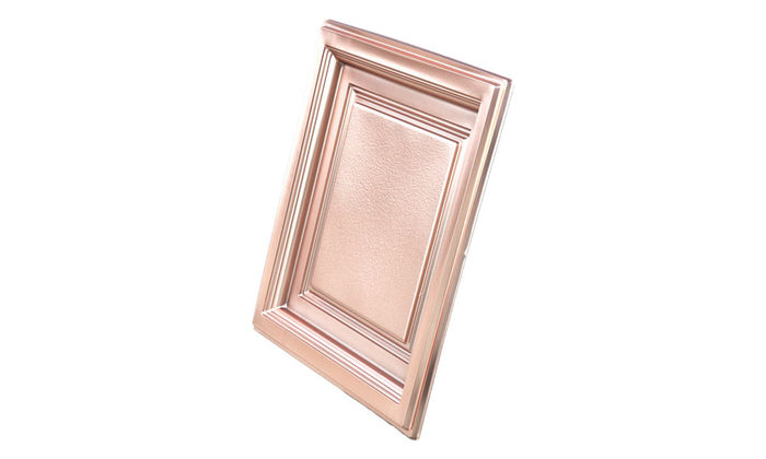 Westminster 2x2 Copper Ceiling Tile