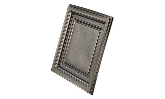 Westminster Pewter Coffered Ceiling Tile