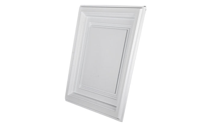 Side inexpensive coffered ceiling tiles