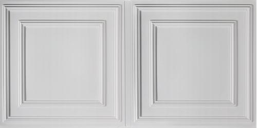 Cambridge 2x4 Ceiling Tiles White