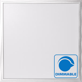 2'x2' LED Flat Light Panel - Dimmable - 3 color spectrums available