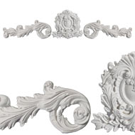 OR-5073 Ornamental Set