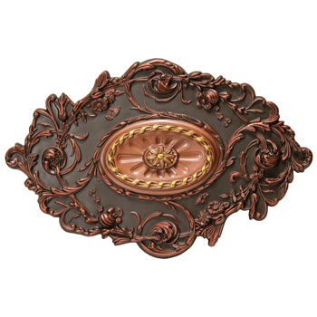 MD-7021 Fall Bronze Ceiling Medallion