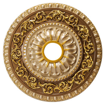 MD-7047 Ivory Ceiling Medallion