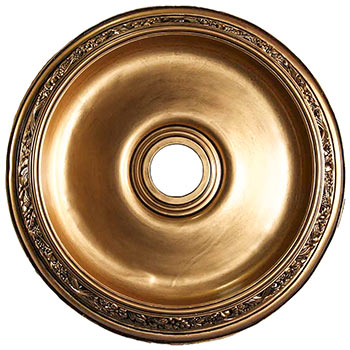 MD-9218-HW Ceiling Medallion