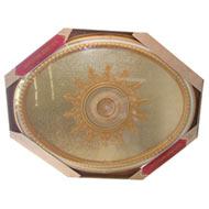 BRRB-1722-S074D Michelangelo Medallion
