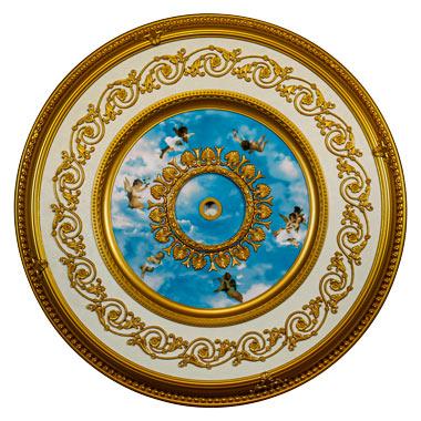 BRRD-11-029LS Michelangelo Medallion