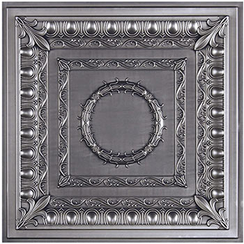 Regal Ceiling Tile - Antique Nickel