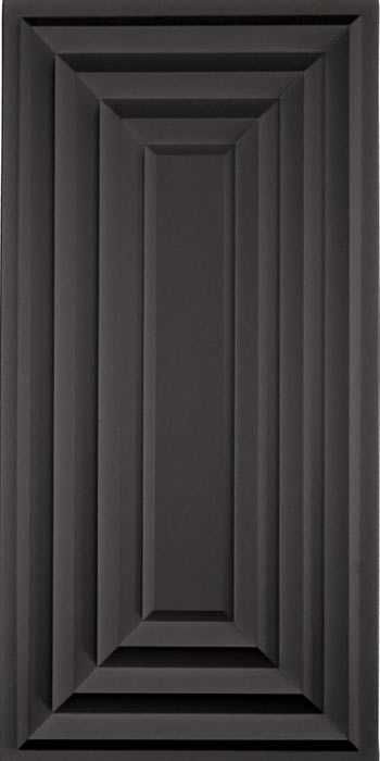 Aristocrat Ceiling Tile - Black (2x4)