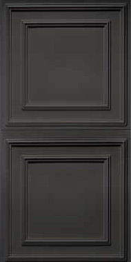 Cambridge Ceiling Tile - Black (2x4)