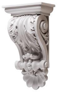 CB-1523 Decorative Polyurethane Corbel
