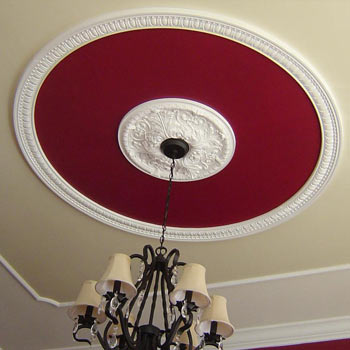Amazing CR 4098 Ceiling Ring