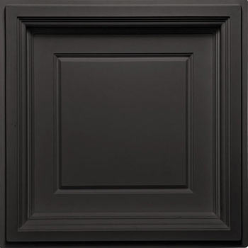 Madison Ceiling Tile - Black