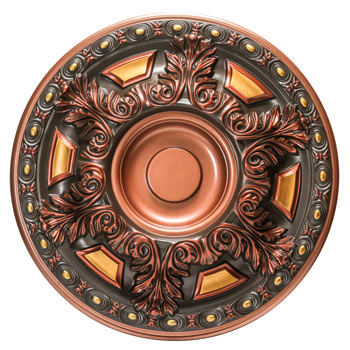 MD-7060 Fall Bronze Ceiling Medallion