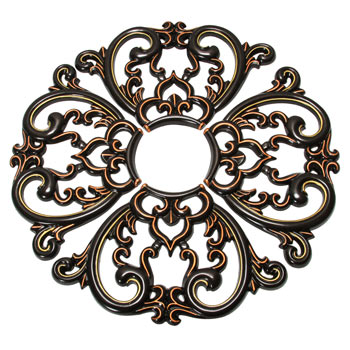 MD-7099 Fall Bronze Ceiling Medallion