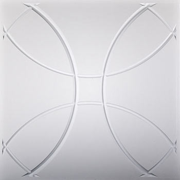 Orb Ceiling Tile - Translucent