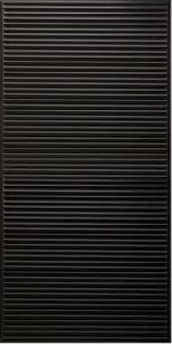 Polyline Ceiling Tile   Black (2x4)