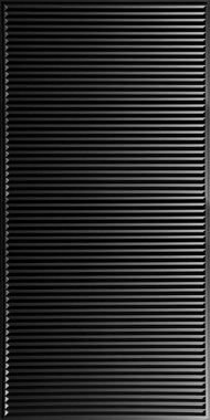 Polyline Ceiling Tile - Black (2x4)