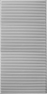 Polyline Ceiling Tile - White (2x4)
