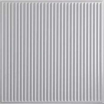 Polyline Ceiling Tile - White