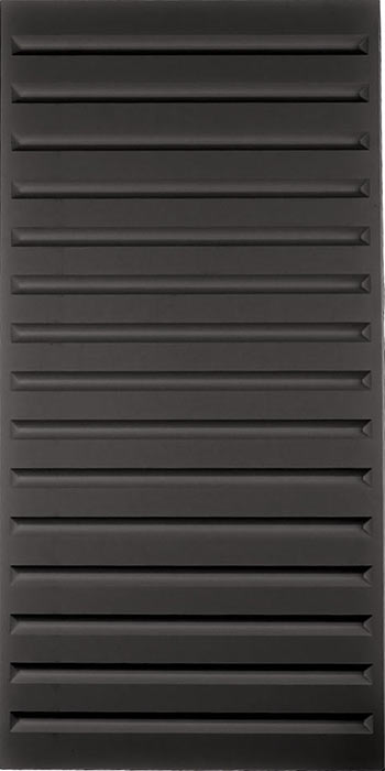 Southland Ceiling Tile - Black (2x4)