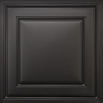 Stratford Vinyl Ceiling Tile - Black