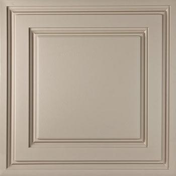 Stratford Vinyl Ceiling Tile - Latte