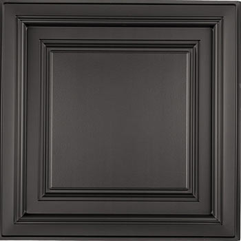 Westminster Ceiling Tile - Black