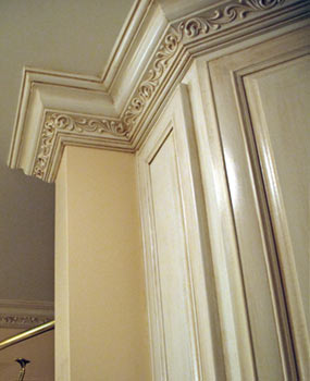 How To Install Molding Around Arches Udecor Diy Learning